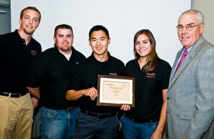 Oregon State 2nd Place in Green Energy Challenge
