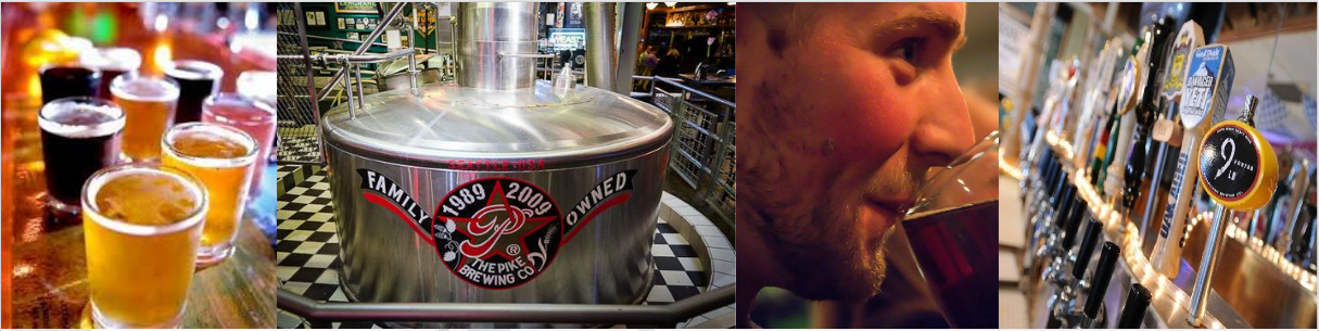 Craft Beer Brewery Tour