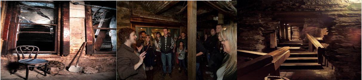 Seattle 'Underground Tour'